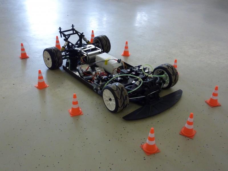 FG Modellsport 1:5 RC Car