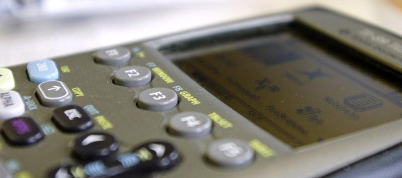 TI-89 Taschenrechner